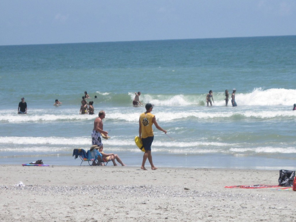I grew up in Myrtle Beach, SC and the thing I always took for granted was ...