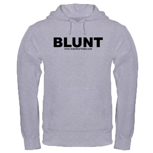 Ask a New Yorker Blunt Sweatshirt