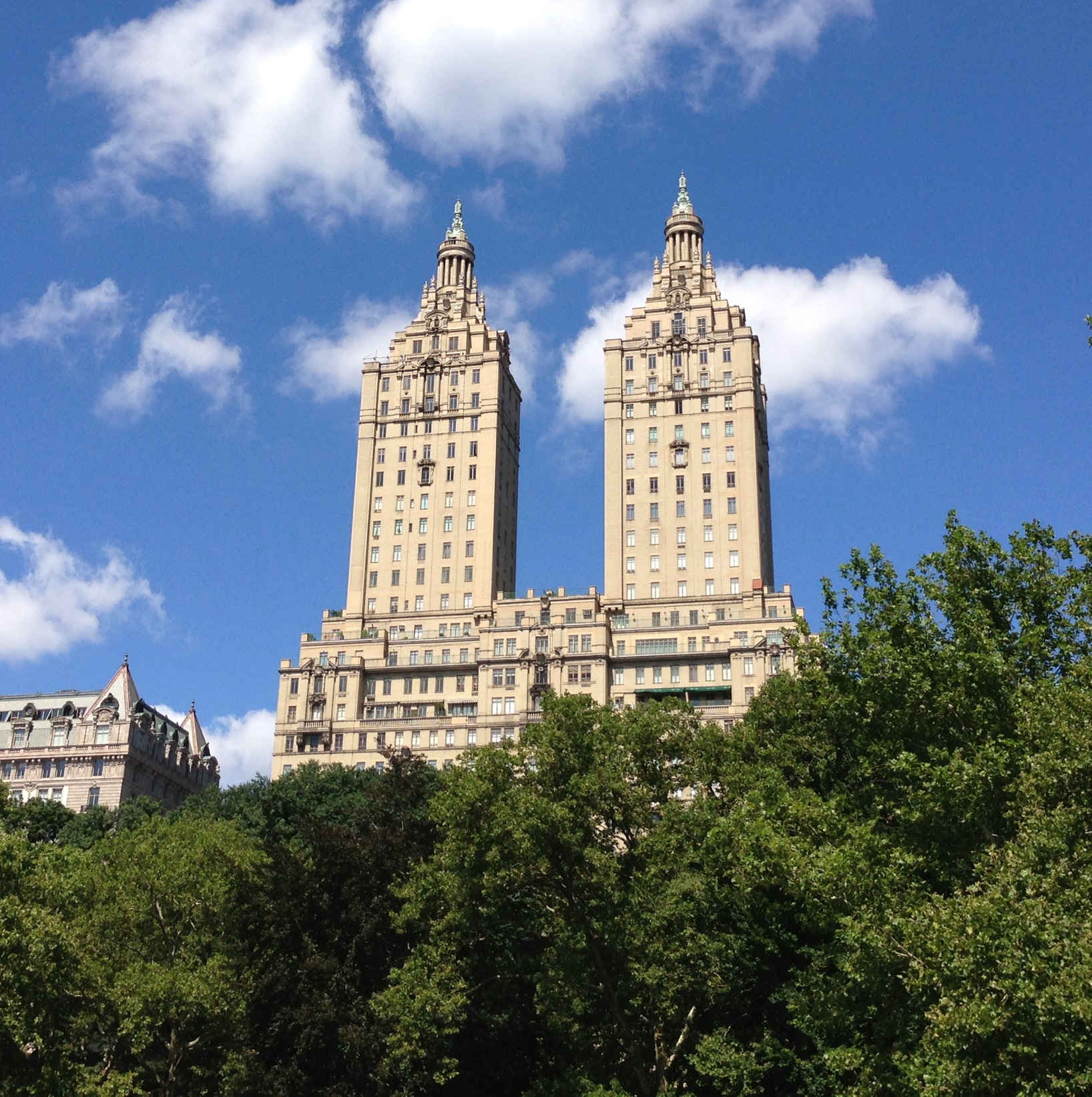 The San Remo Towers