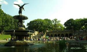 Bethesda Fountain and Terrace