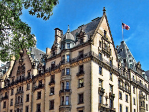An Upper West Side architectural gem - The Dakota by briannac37