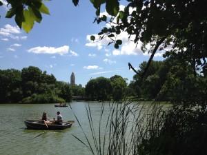 Central Park Boat Rentals