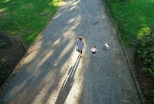 Mom, Little Girl & PuppyML