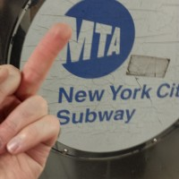 subway finger