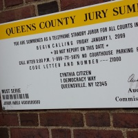 Jury Duty, the Right We Have Come to Despise   Ask a New Yorker - A