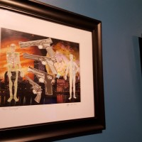 art at QED